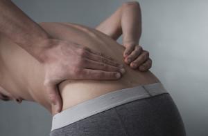Біль в області крижів у жінок