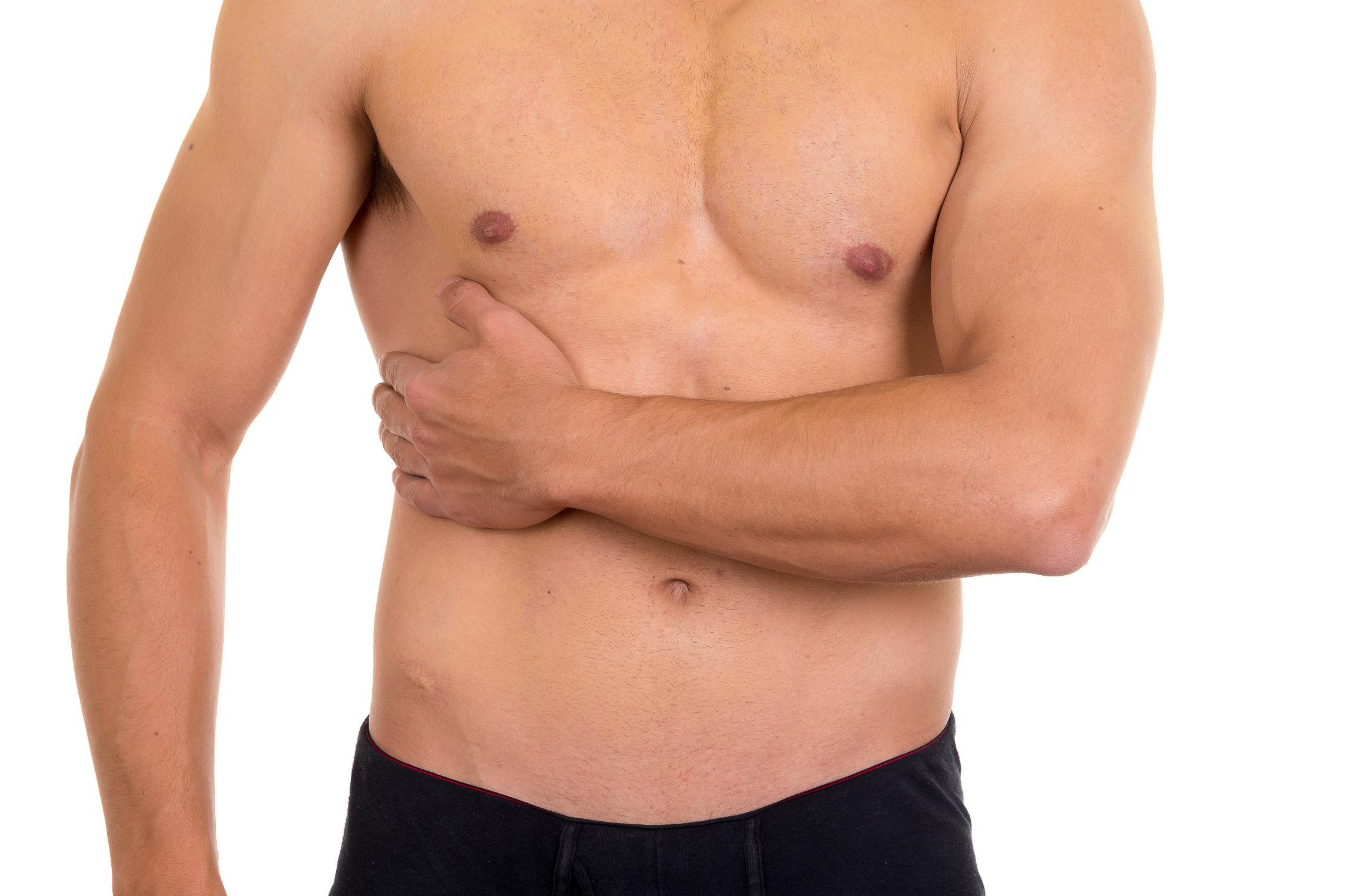Боль в области ключицы со спины