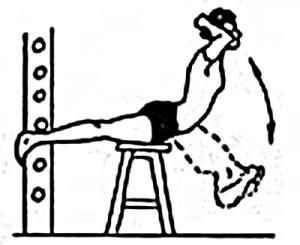 Упражнения от сколиоза для детей