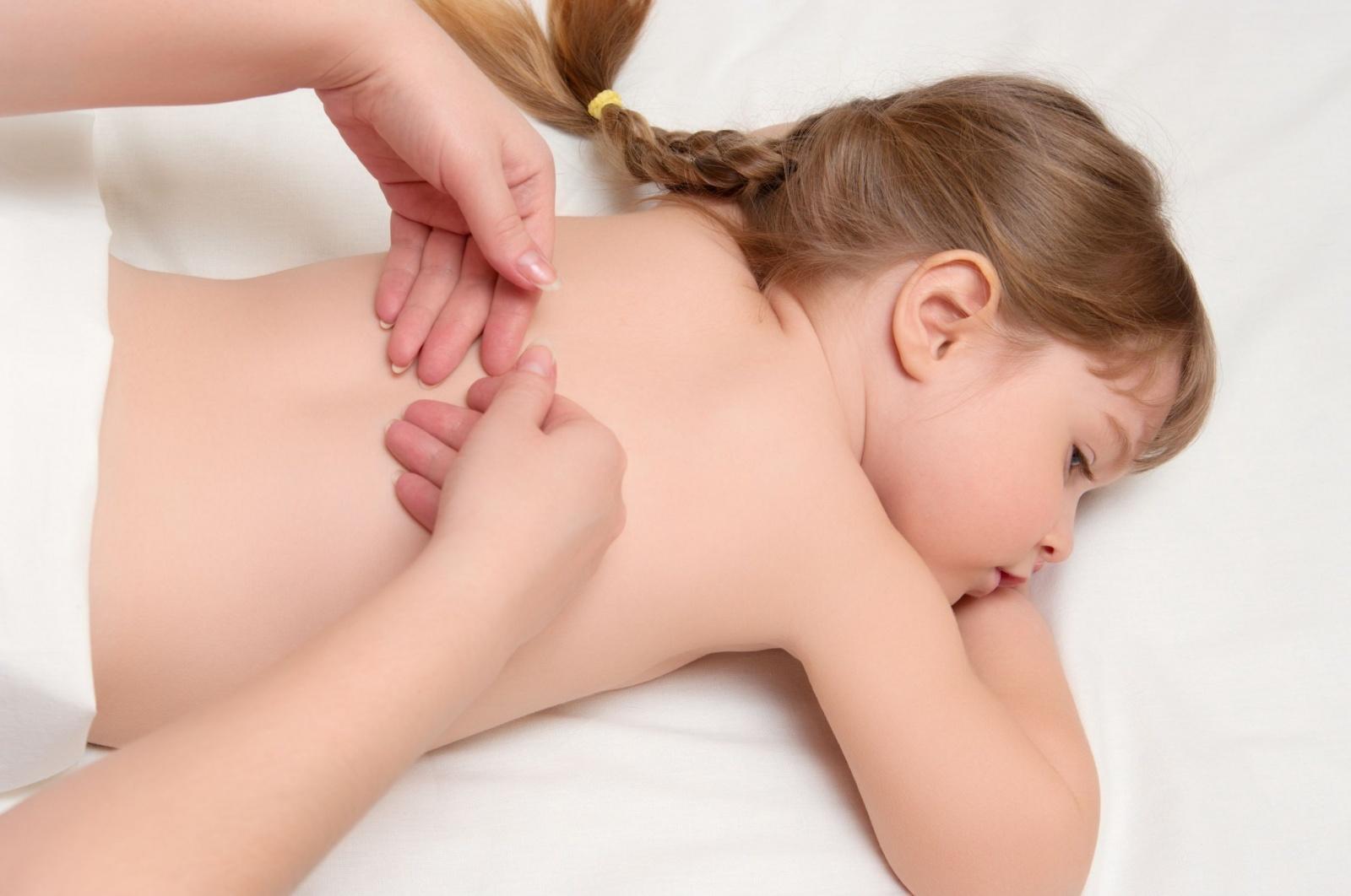 Массаж при кашле у ребенка: какой эффективнее 21