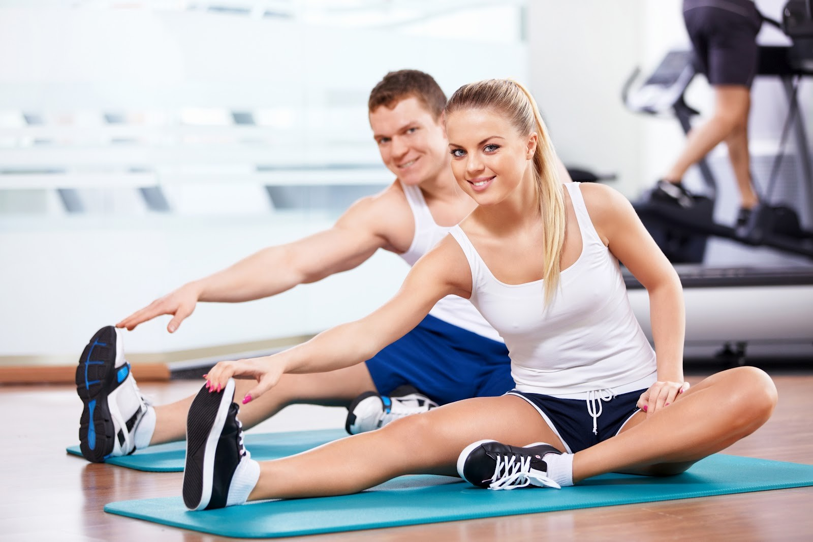 Упражнения на осанку без предметов