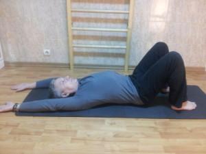 Упражнения при гиперлордозе поясничного отдела