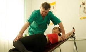 лечить защемление нерва в грудном отделе позвоночника
